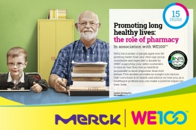 Promoting long healthy lives – the role of pharmacy