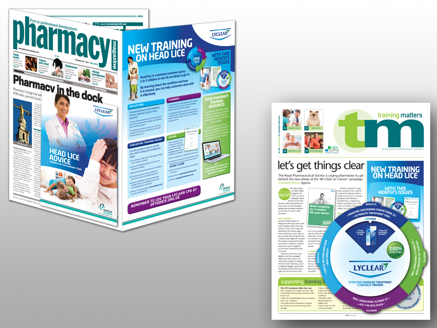 lyclear-in-pharmacy-magazine-training-matters